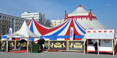 Circus Louis Knie jun.