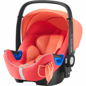 BABY-SAFE i-Size Coral Peach