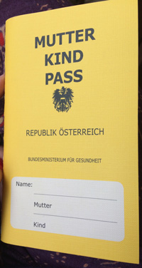 Mutter-Kind-Pass